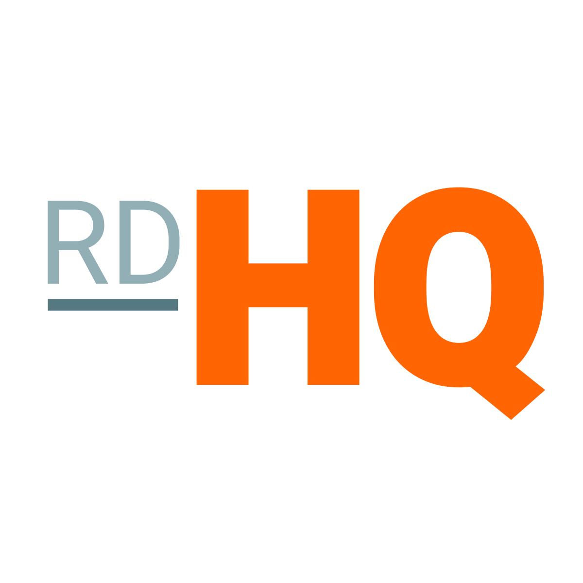 RDHQ logo square